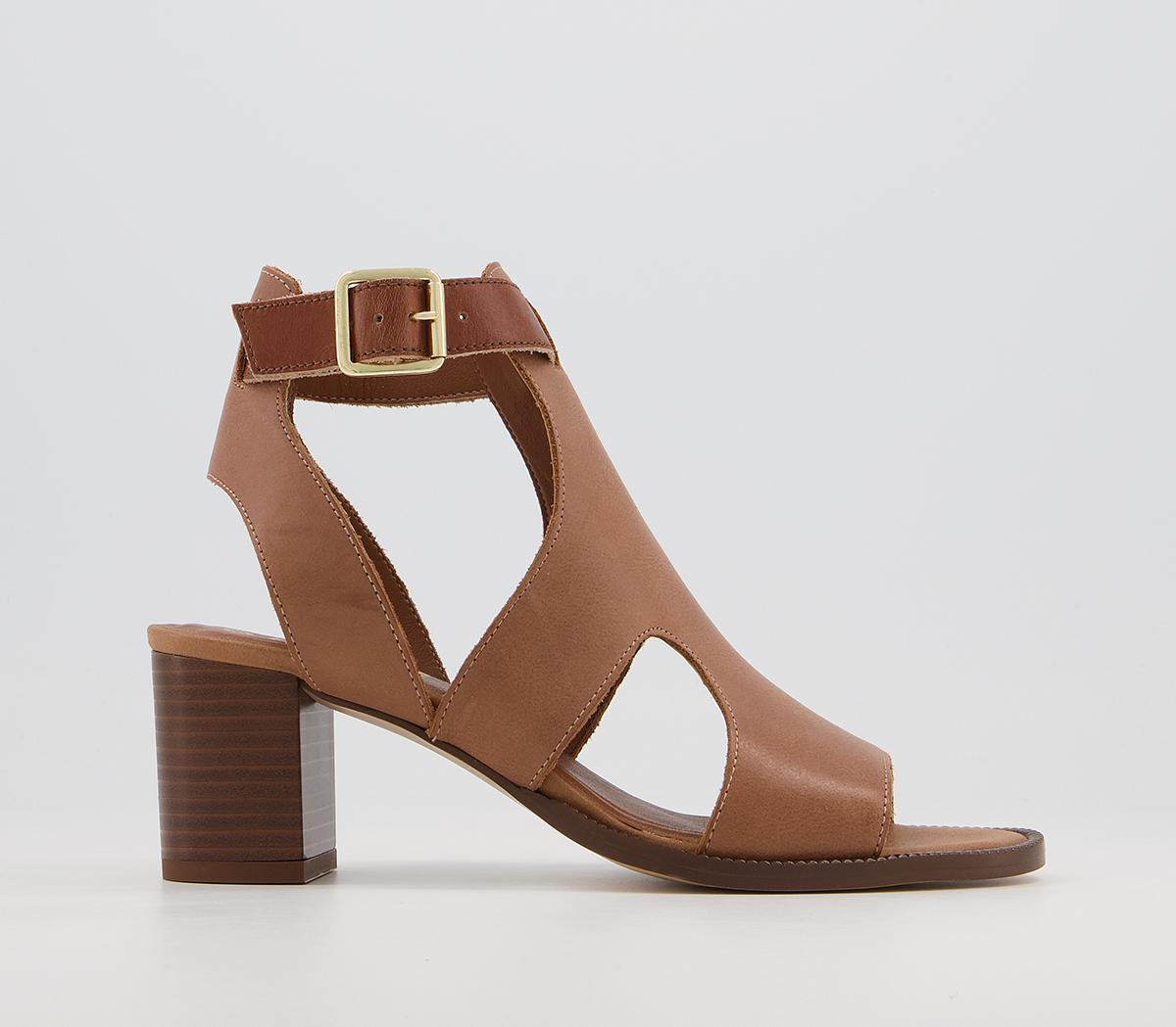 Middelburg Covered Sandals