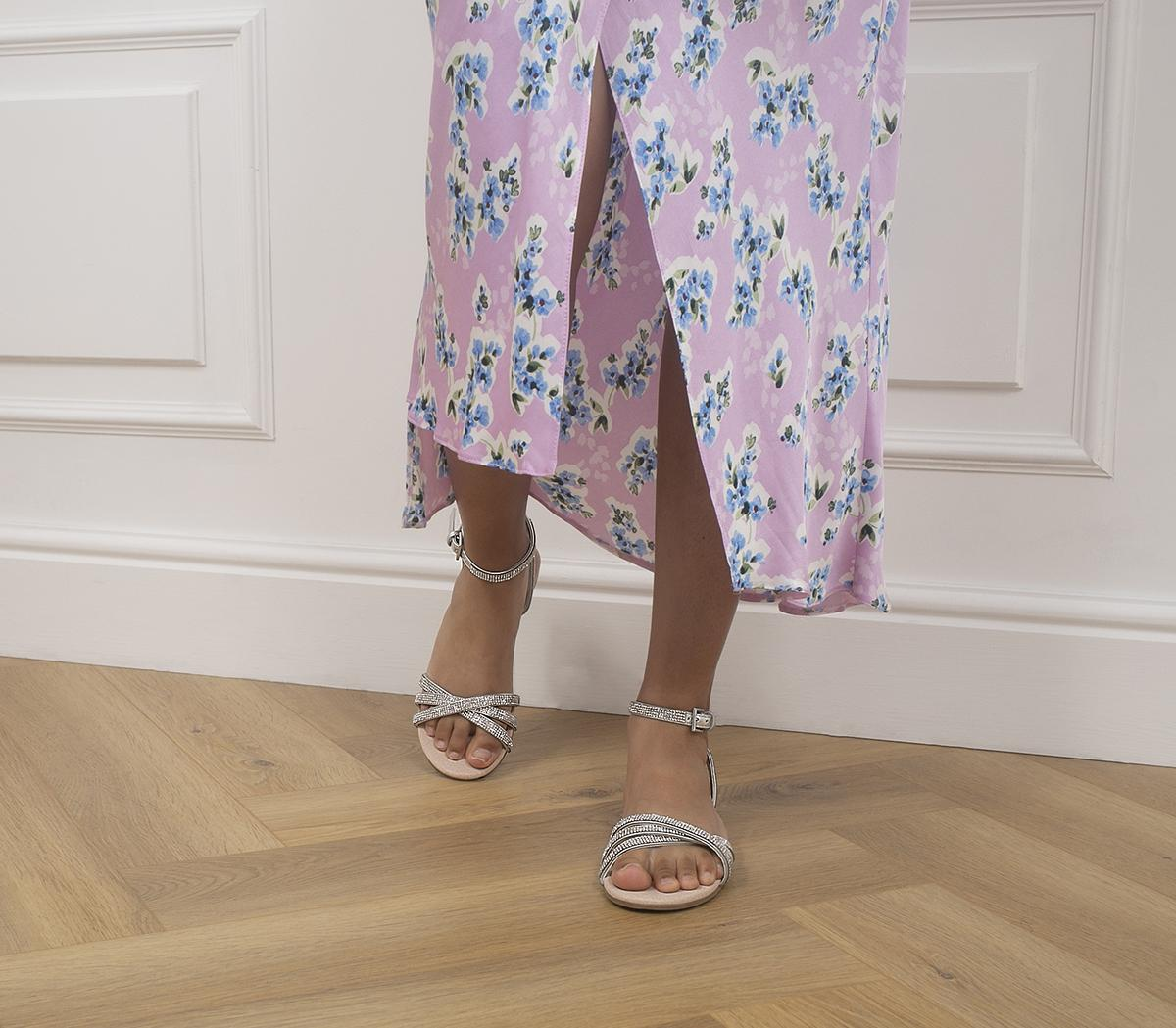 Secret Ankle Strap Sandals