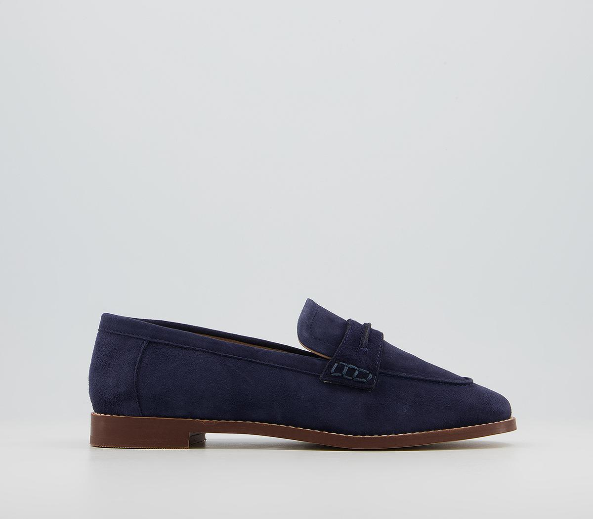Freetown Soft Square Toe Loafers