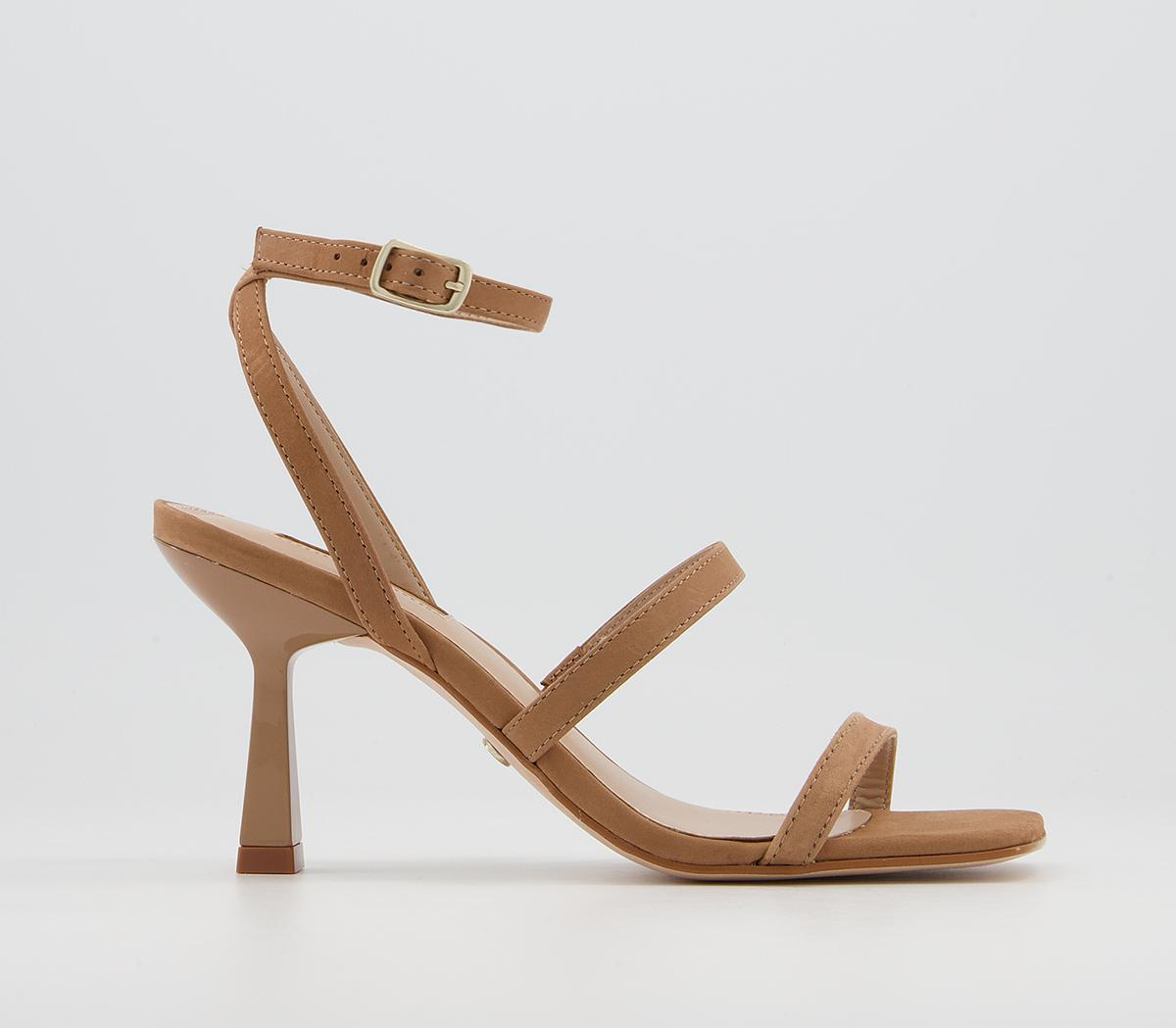Marching Band Strappy Stilettos