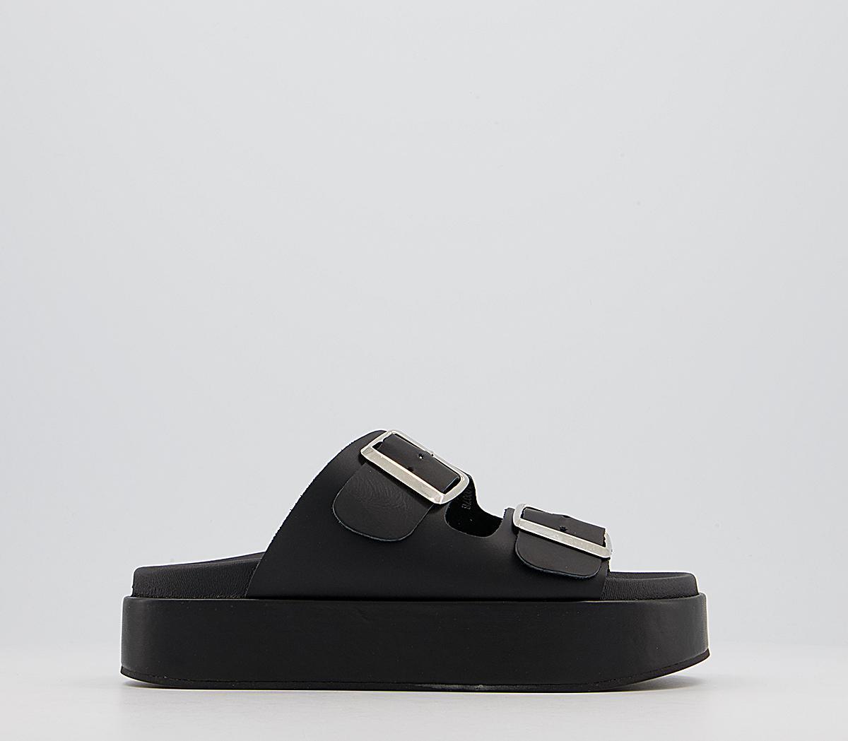 Meditation Footbed Flatform Sandals