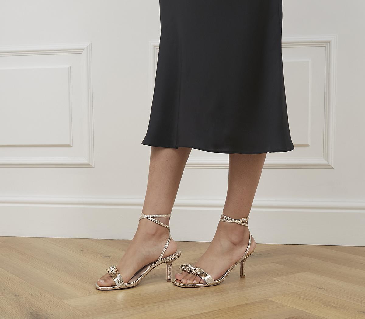 Membership Bow Stiletto Heels