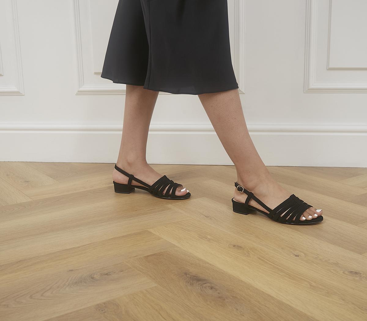 Multiply Slingback Block Heels