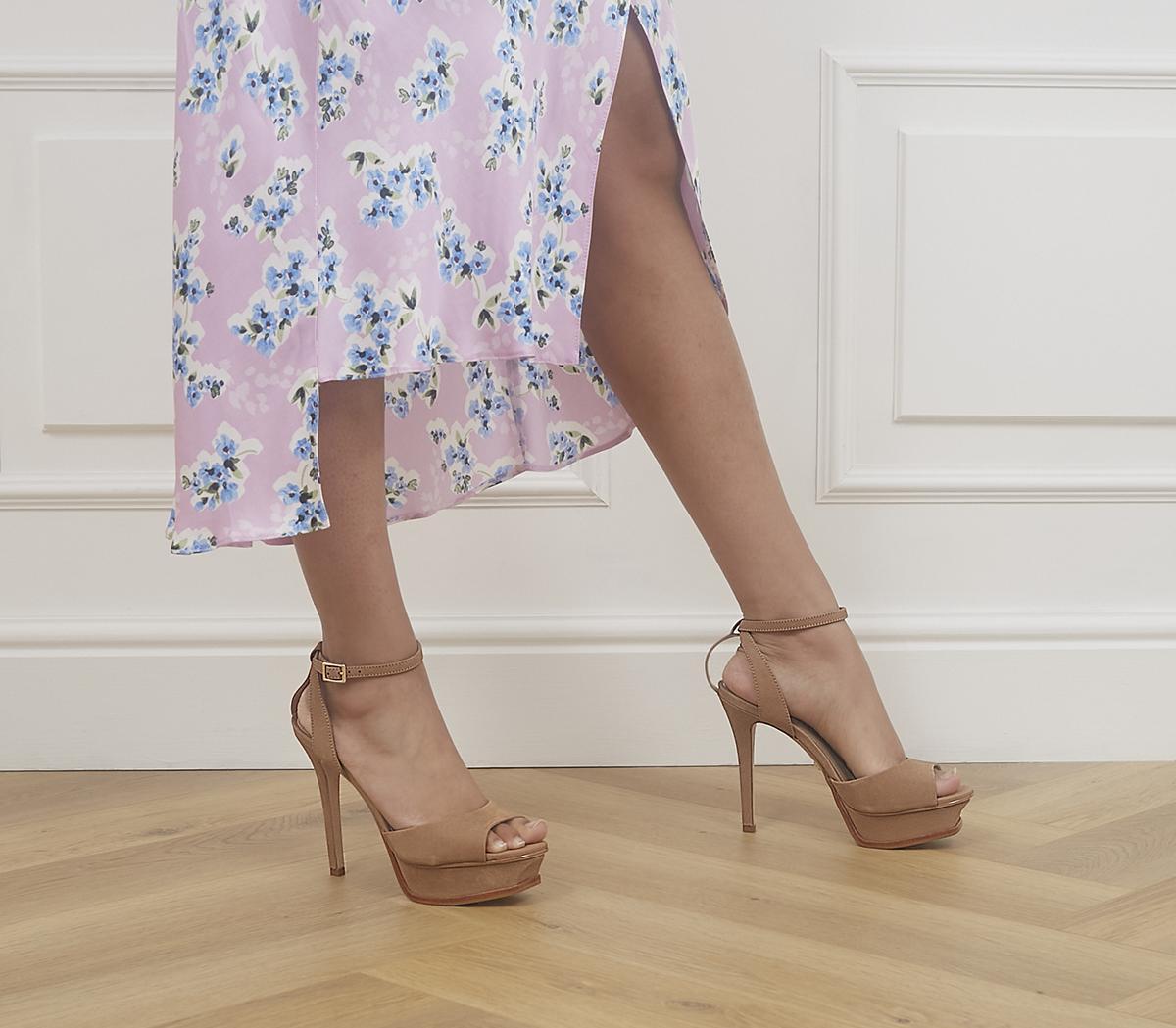 Hideaway Platform Stiletto Heels