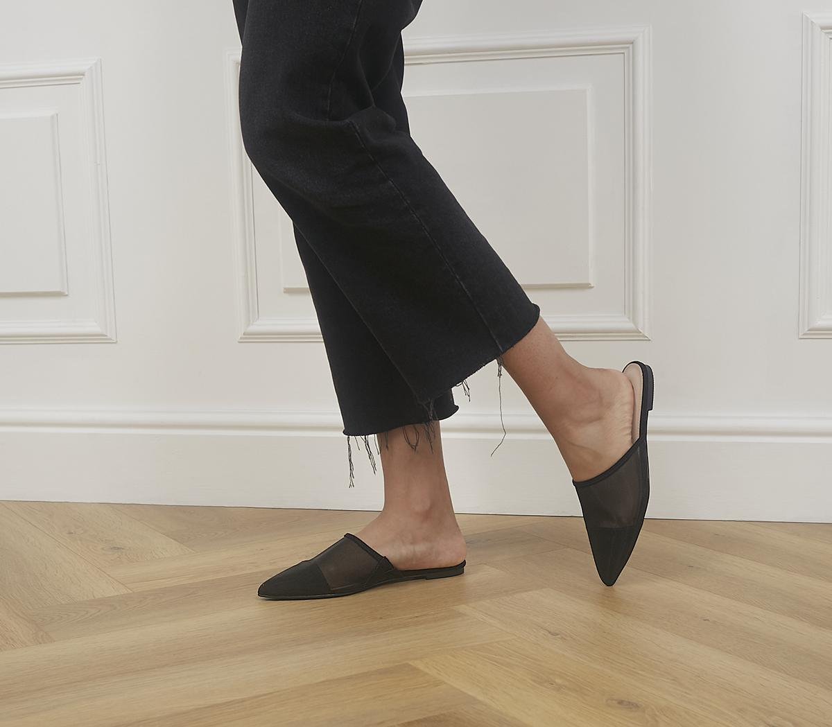 Faraday Pointed Mules