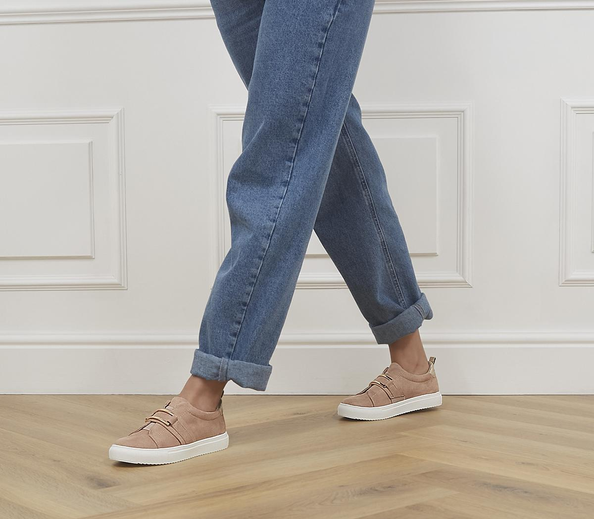 Fillies Hardware Feature Slip Ons