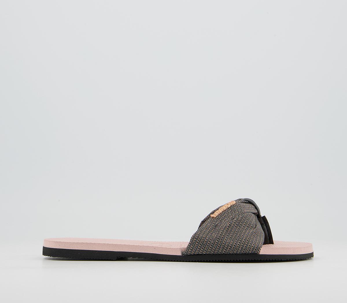 You St Tropez Shine Flip Flops
