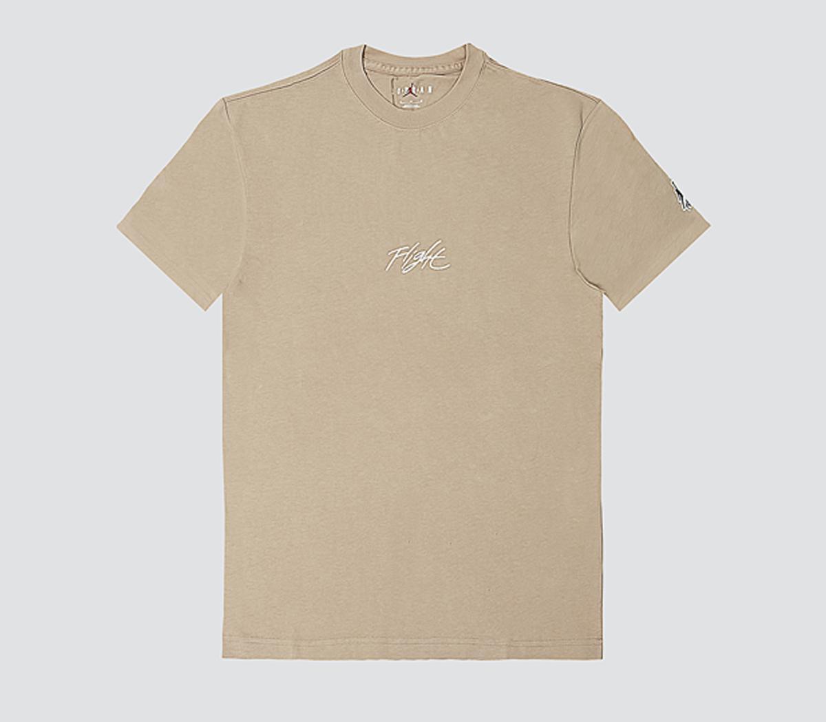 Mj Flight Essential 85 Ss Crew T-Shirt
