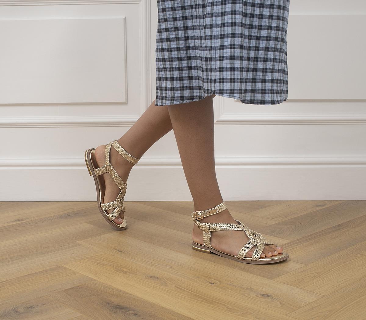 Spiritual Woven Sandals