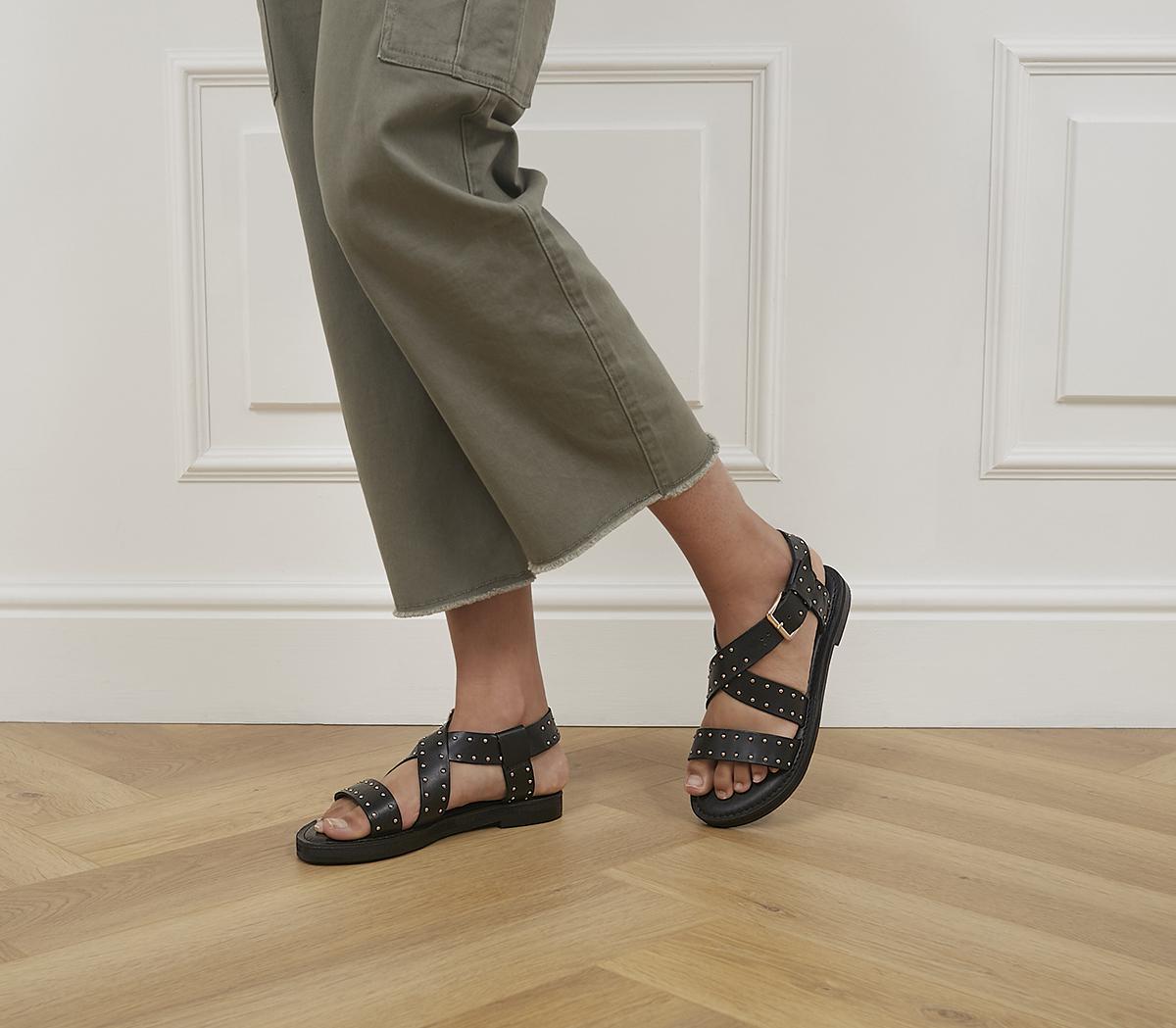 Steady Smart City Sandals