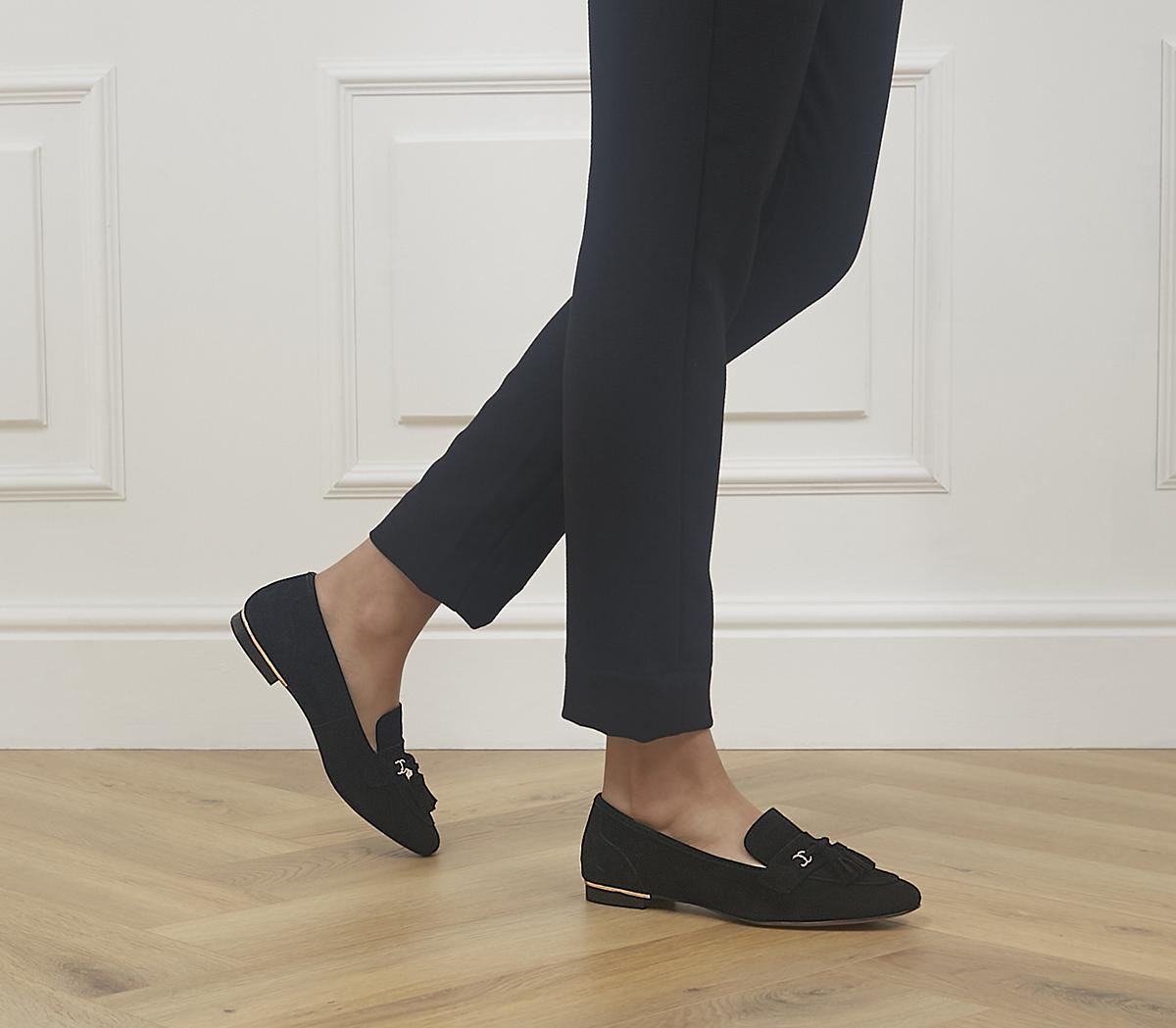 Funded Tassle Loafers