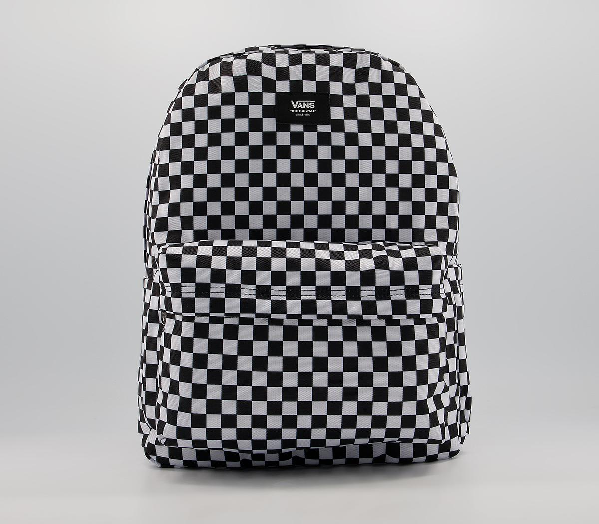 Old Skool Check Backpack