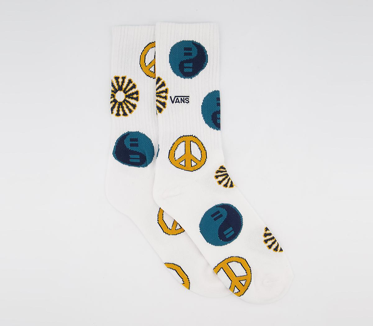 Take A Stand Crew Sock 1 Pack
