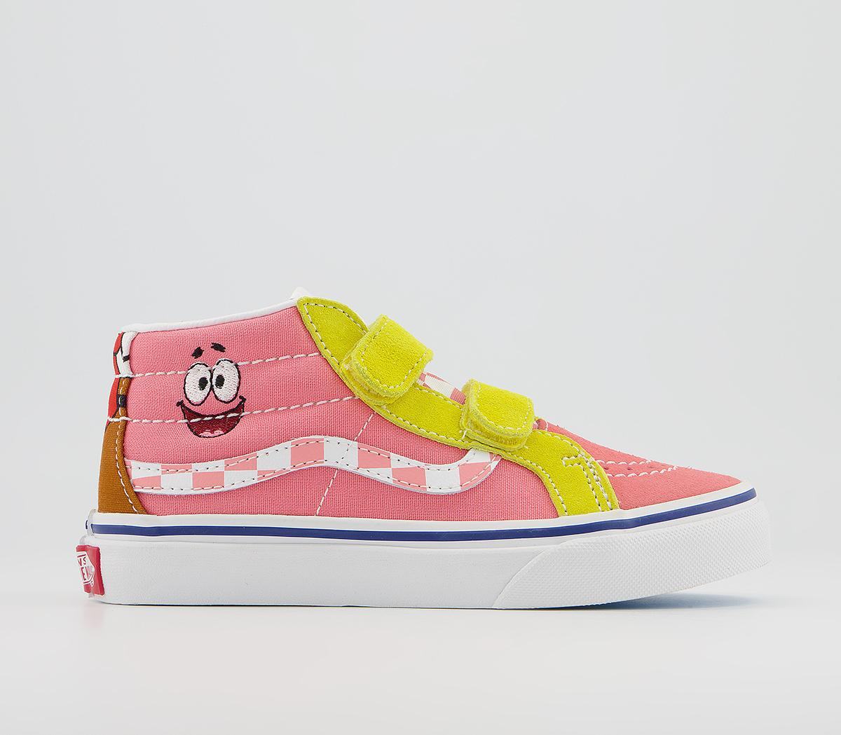 Sk8 Mid Reissue V Kids Trainers