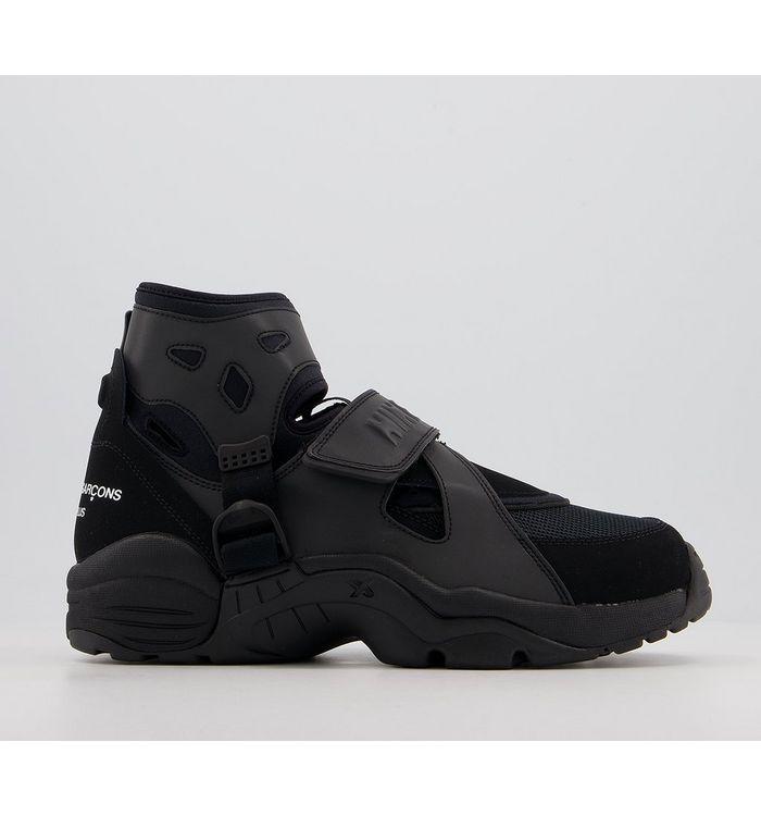 Comme Des Garcons Nike Cdg Carnivore Trainers BLACK,Black,White