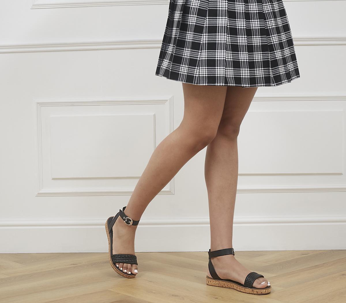 Sympathy Cork Sole Sandals