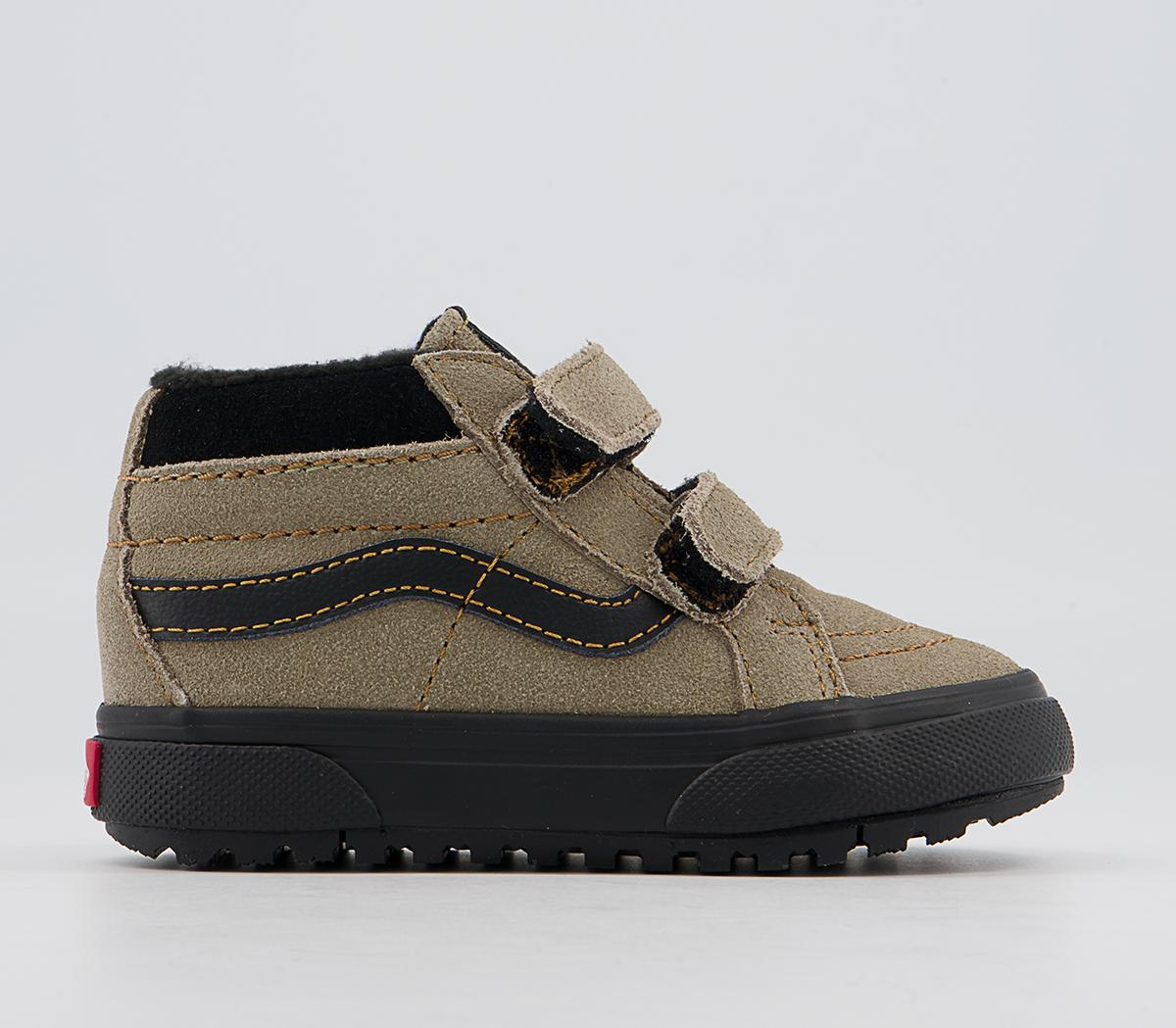 Sk8 Hi Reissue MTE Toddler Trainers