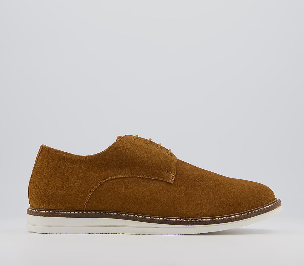 Cash Suede Sports Derby Shoes