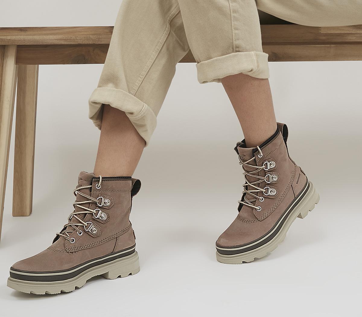 Lennox Street Boots