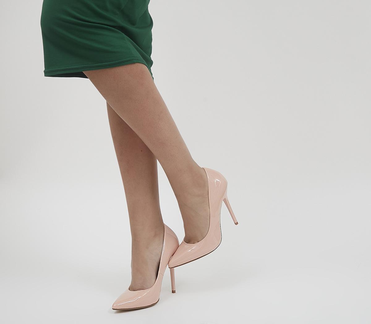Healing Pointed Court Heels