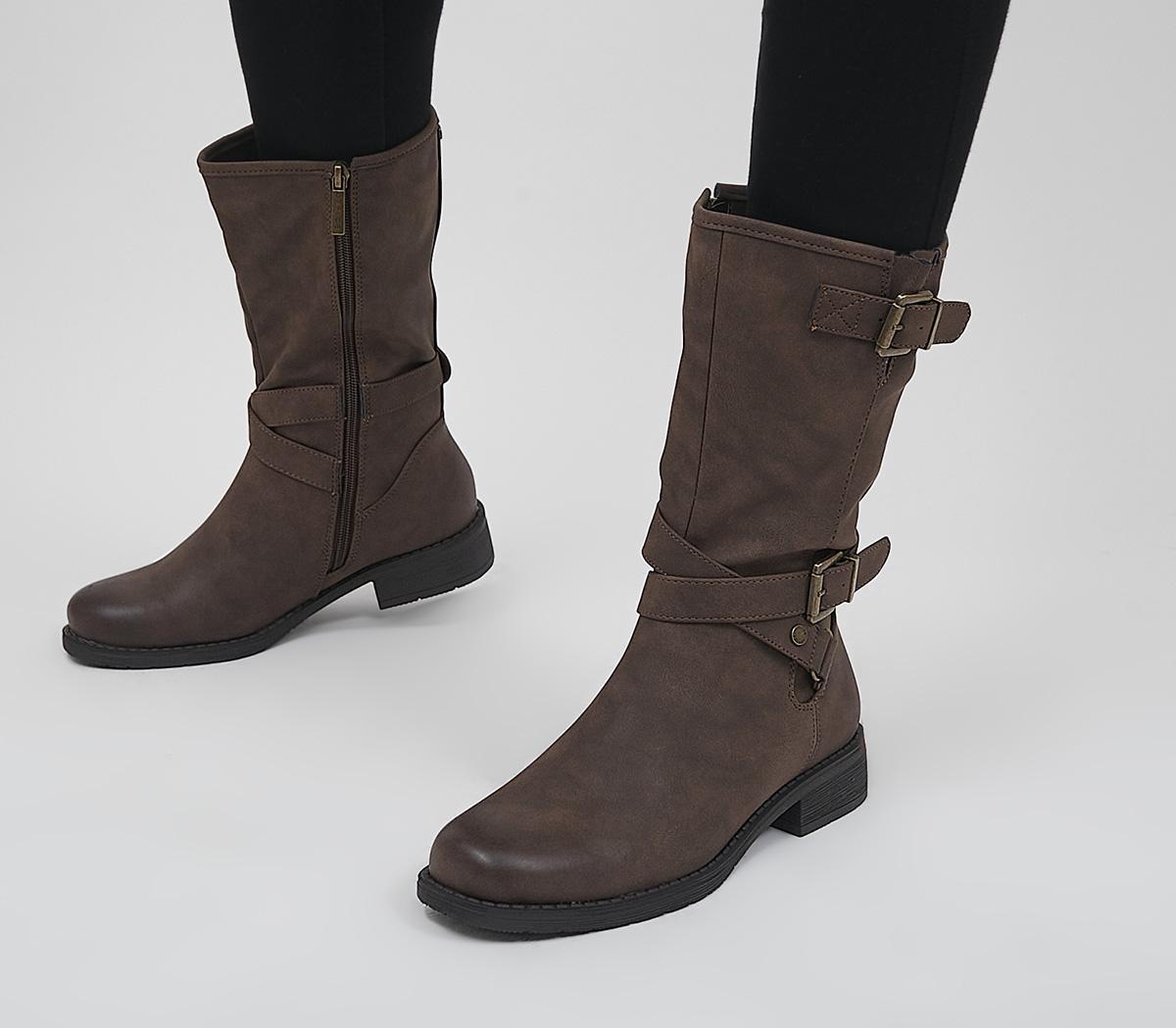 Kimmy Calf Boots