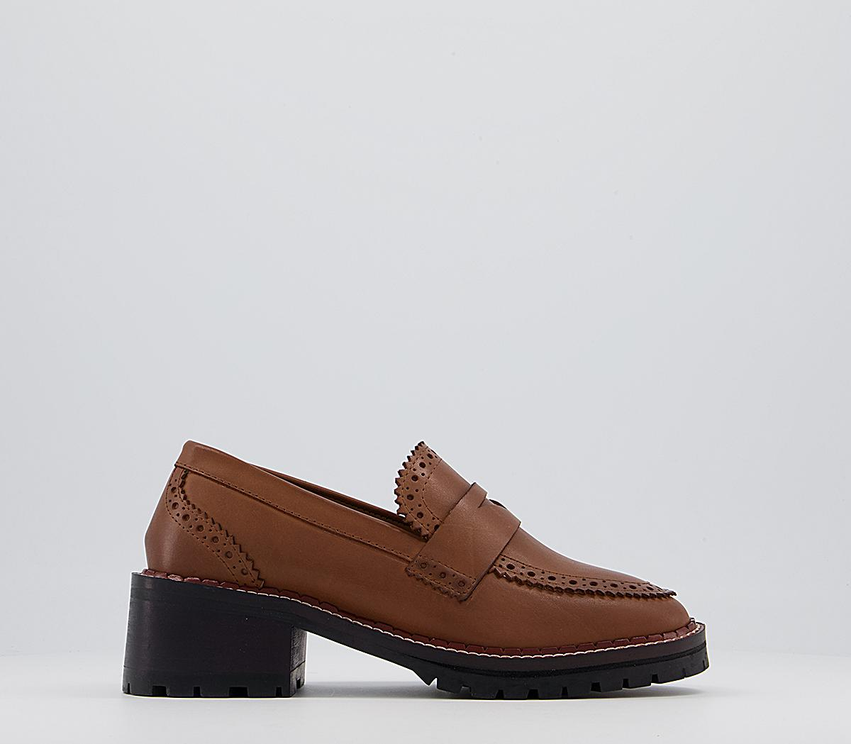 Murray Brogue Style Loafers