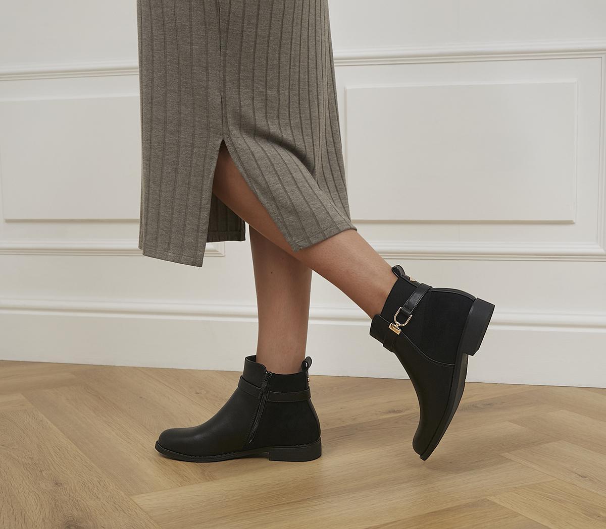 Alexis Jodphur Boots