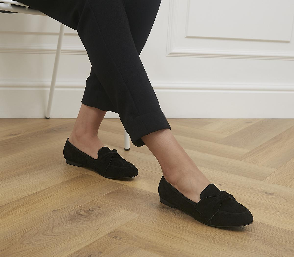 Fee Soft Bow Loafers