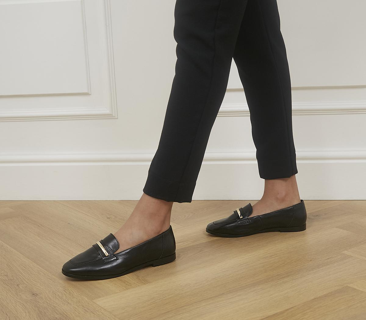 Facade Snaffle Loafers