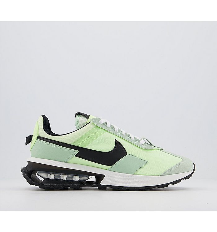Nike Air Max Pre-day Trainers LIGHT LIQUID LIME BLACK PISTACHIO FROST,Green,Black,White,Multi