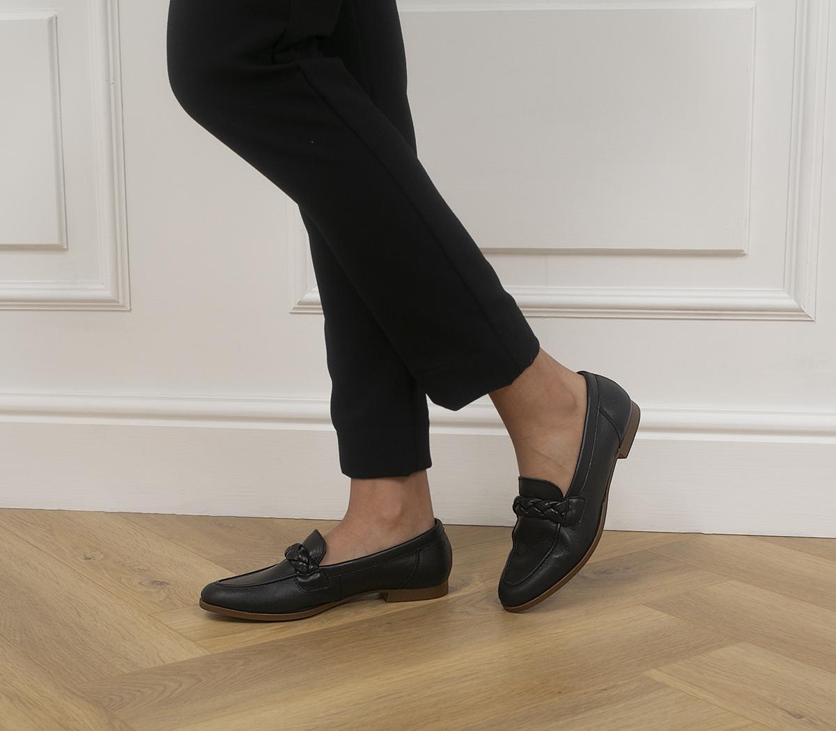 Flourishing Plaited Loafers
