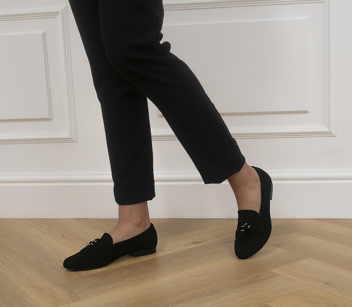 Flick Retro Tassel Loafers
