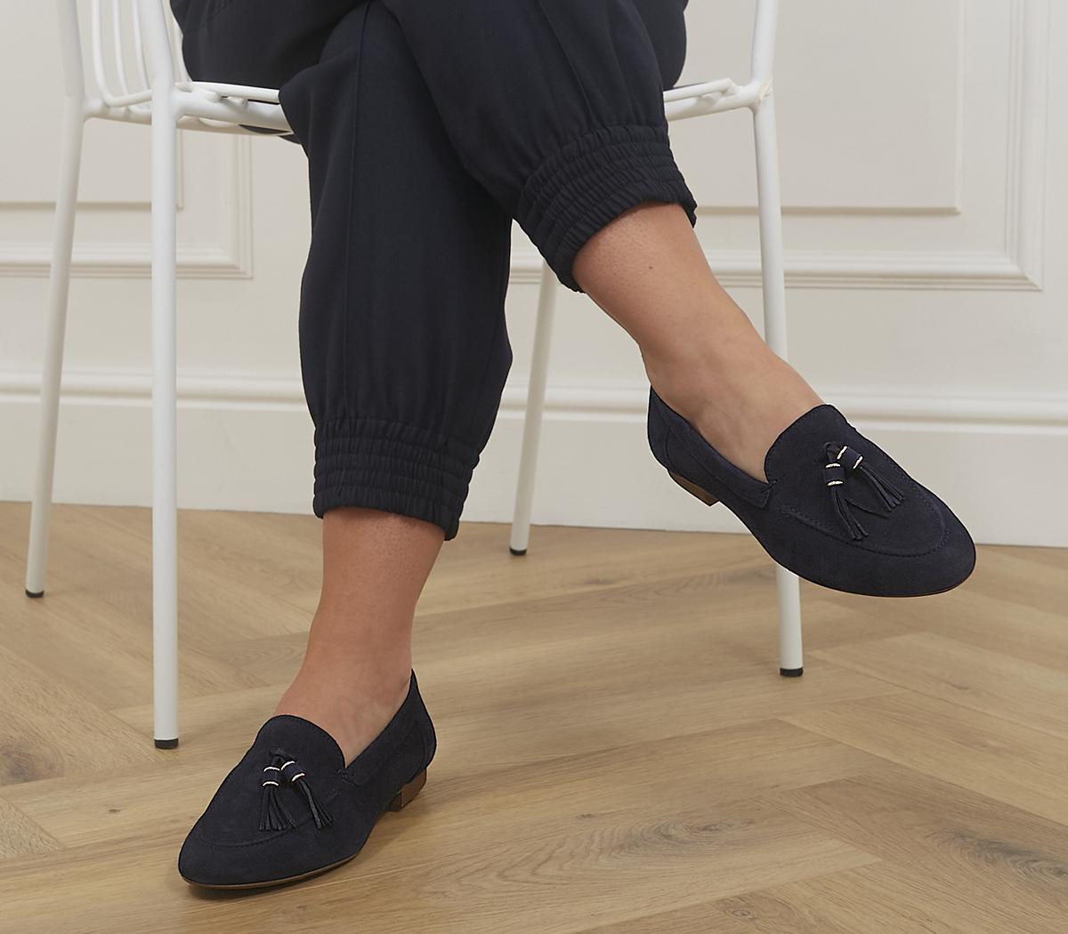 Flick Retro Tassle Loafers