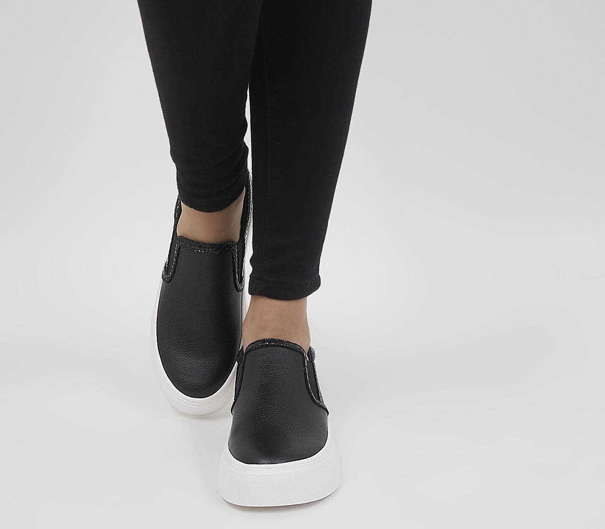 Fade Slip On Trainers