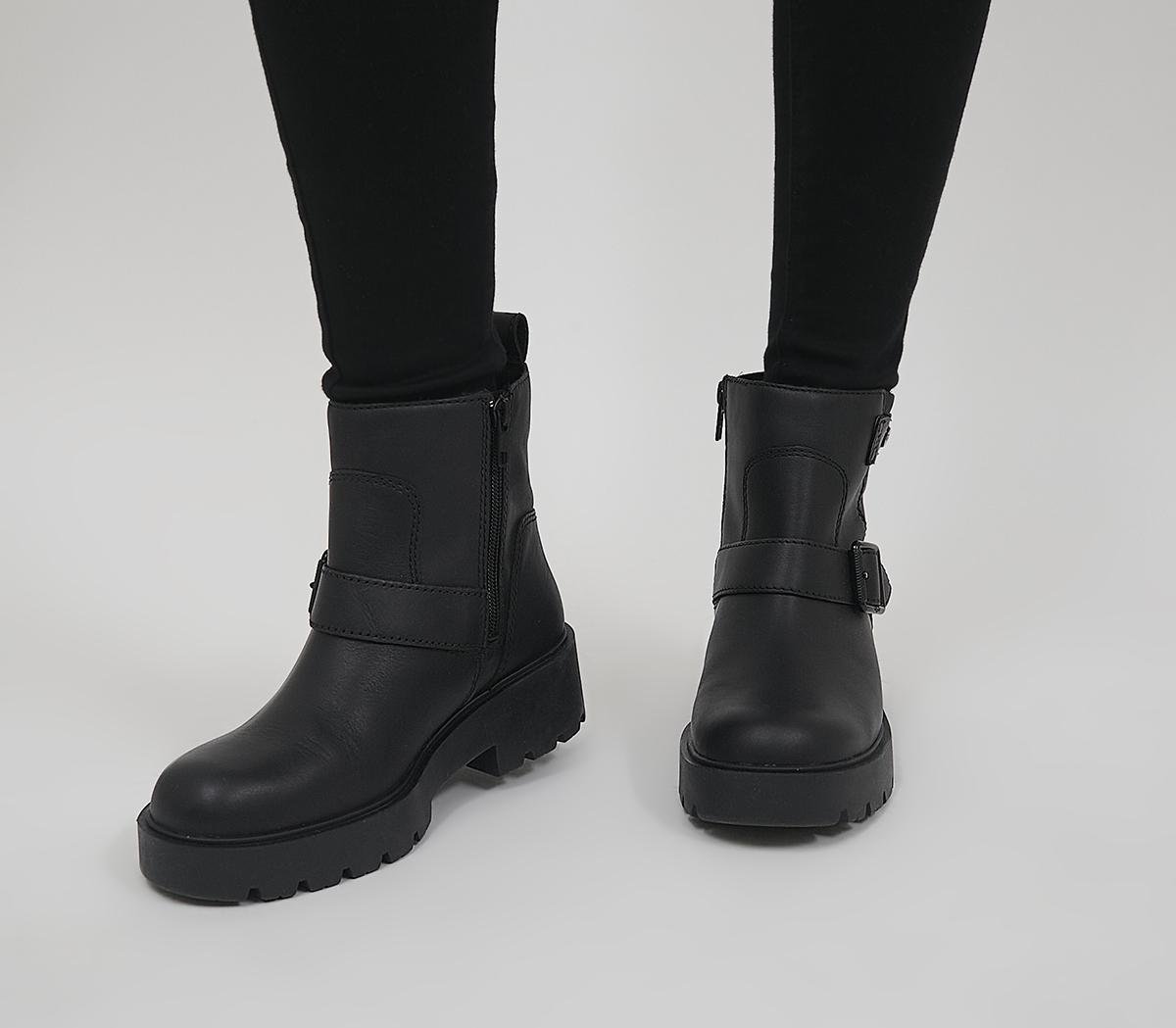 Saoirse Buckle Boots