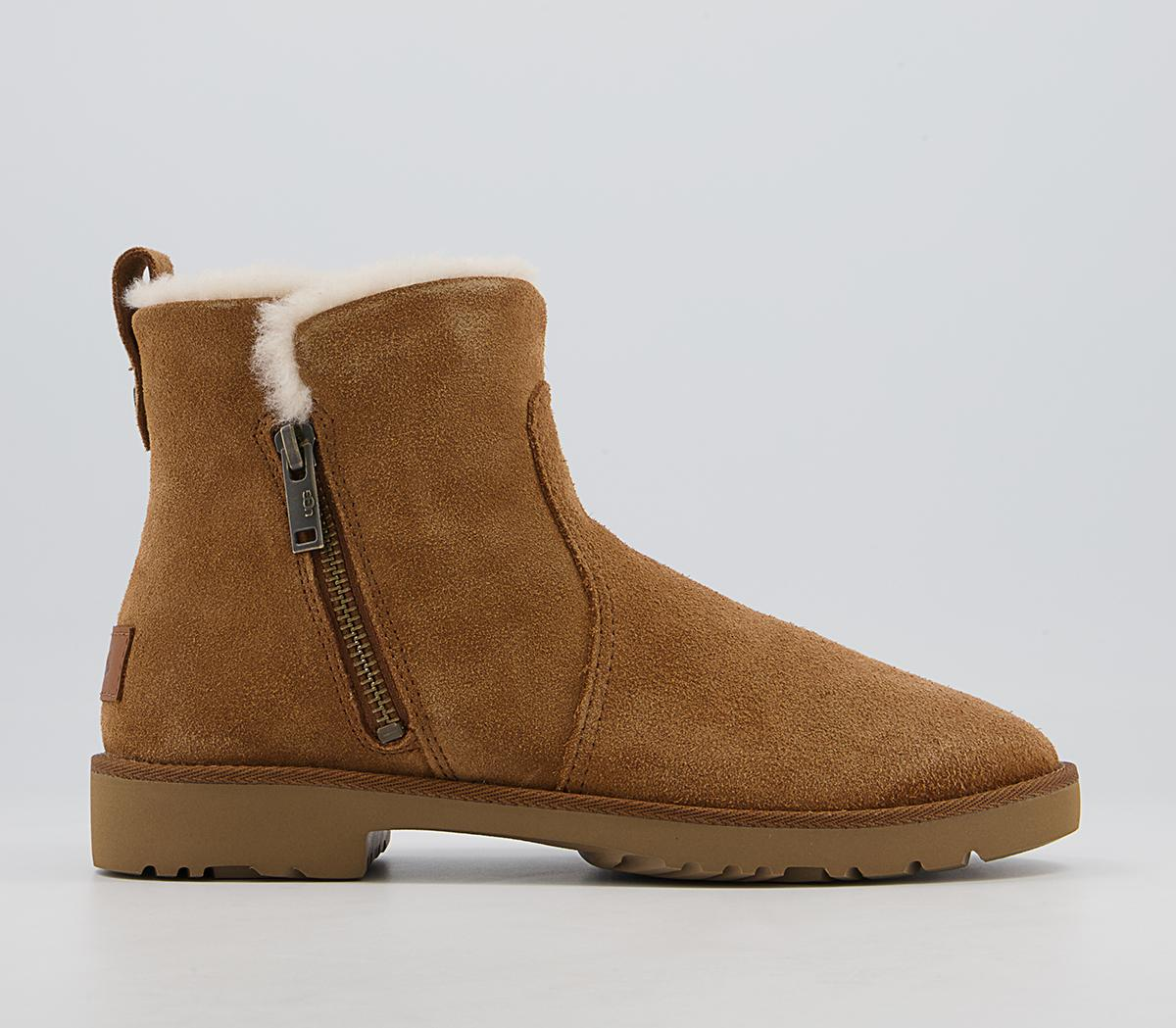 Romely Zip Boots