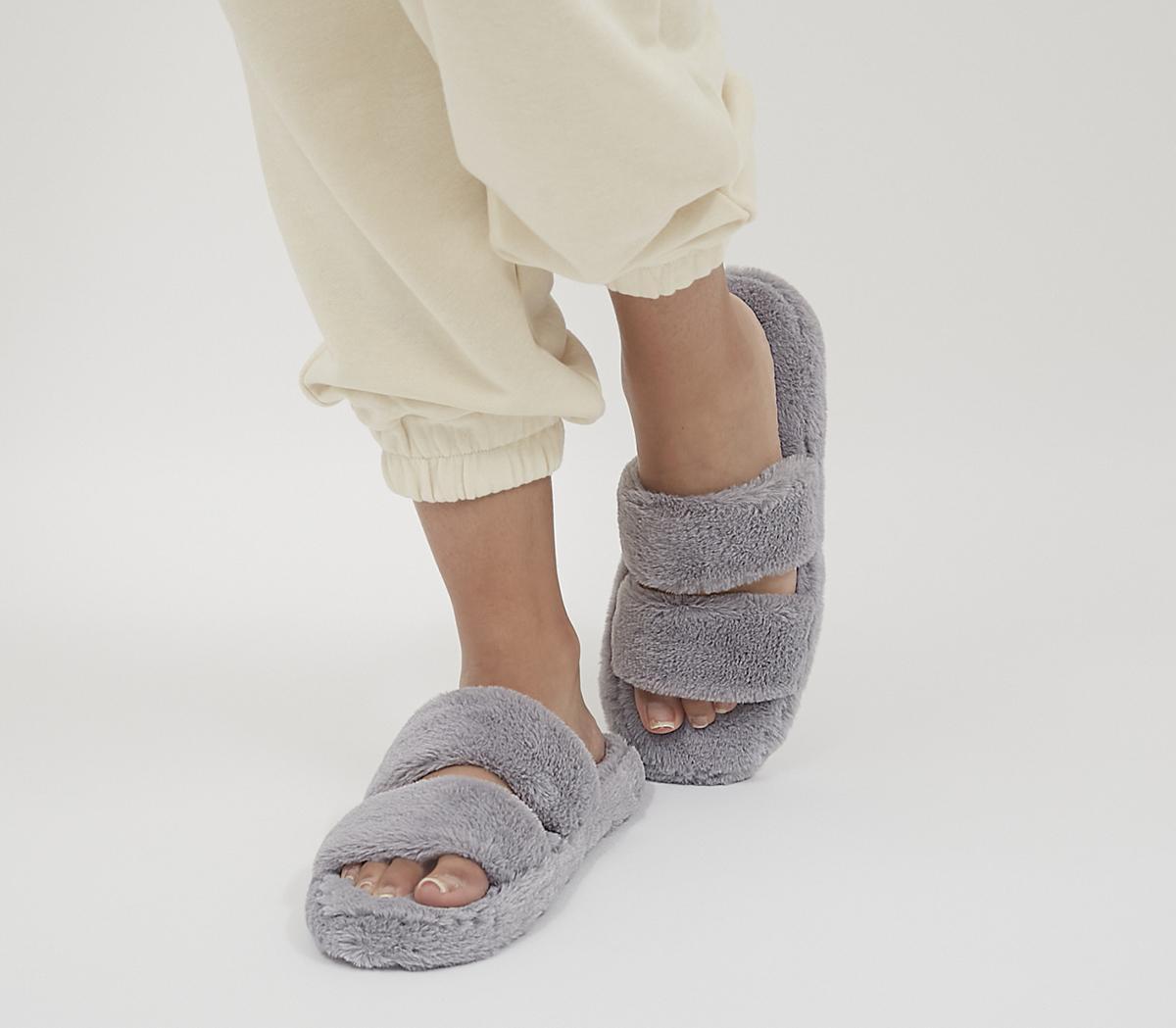 Ferris Double Strap Slippers