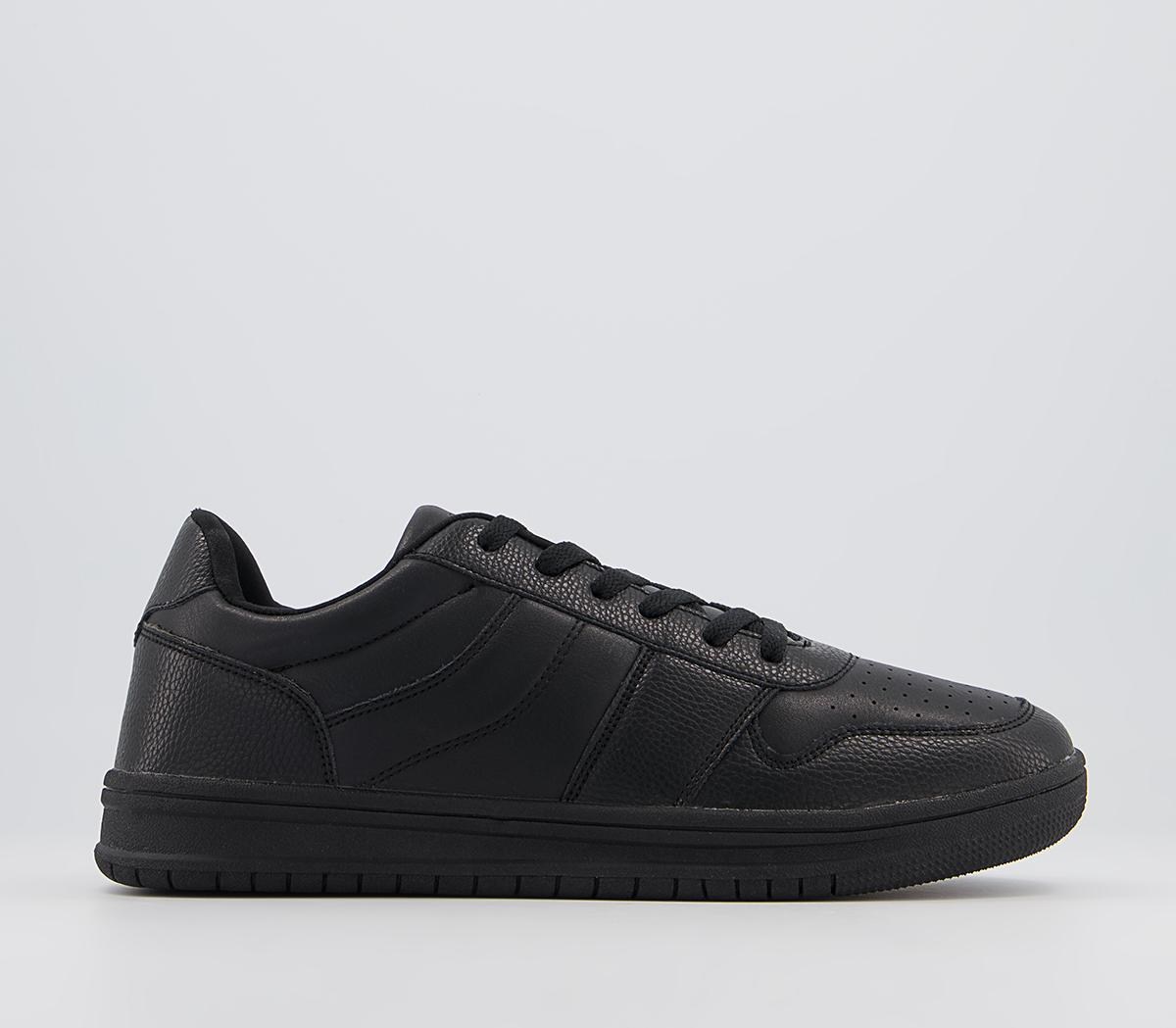 Compton Low Basketball Trainers