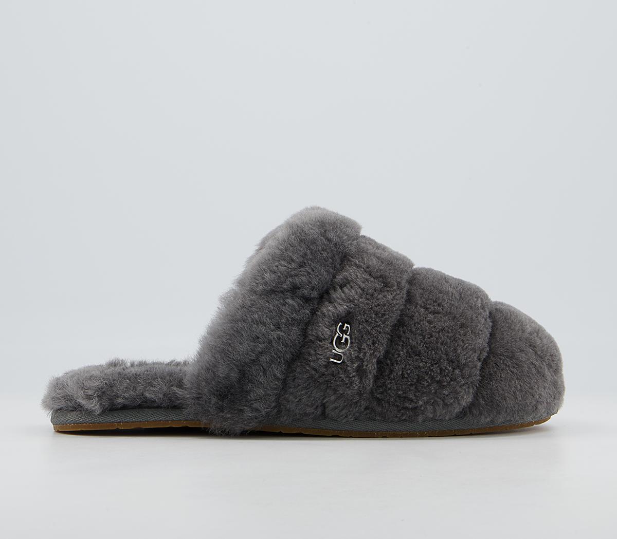 Flufette Cuff Slippers