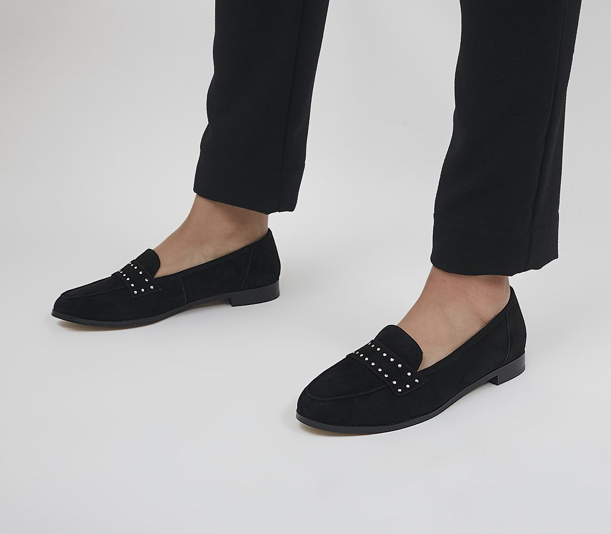 Fixation Studded Loafers