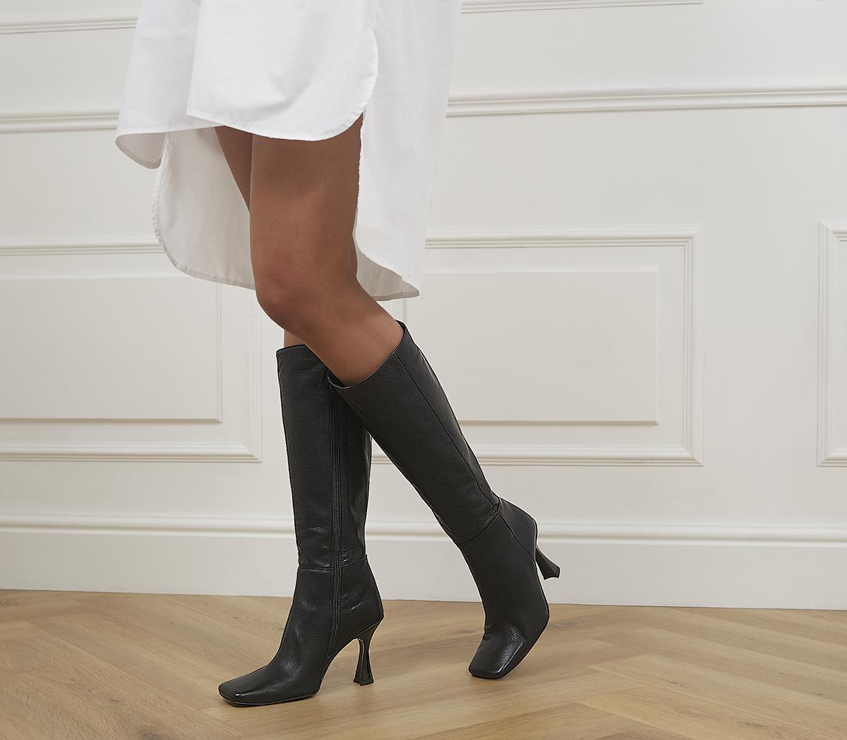 Kurtsey Square Toe Dressy Boots
