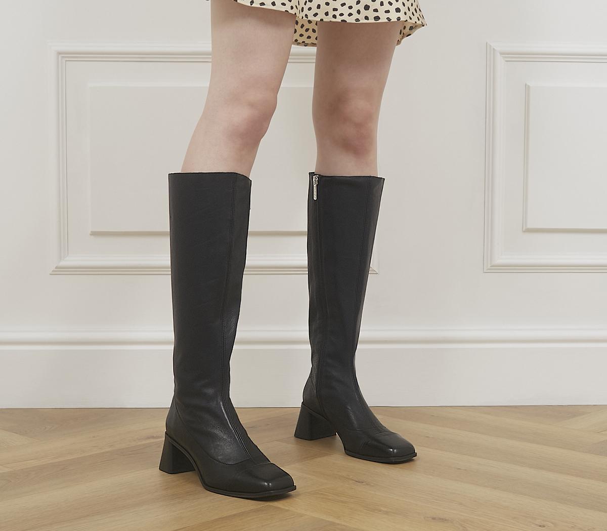 Krum Smart Block Heel Boots