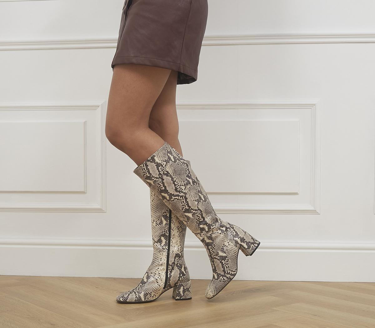 Kress Block Heel Boots