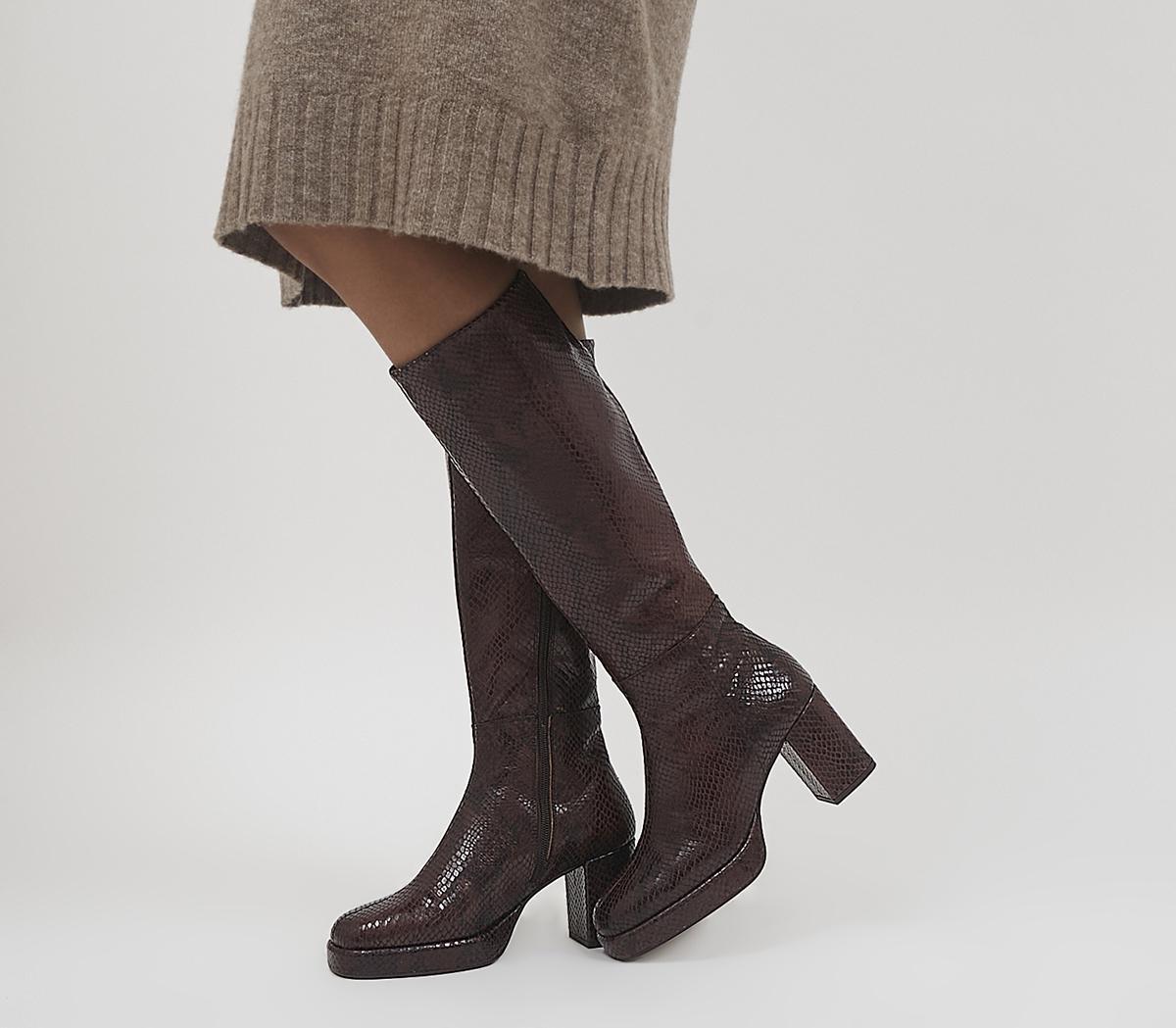 Kennard Platform Boots