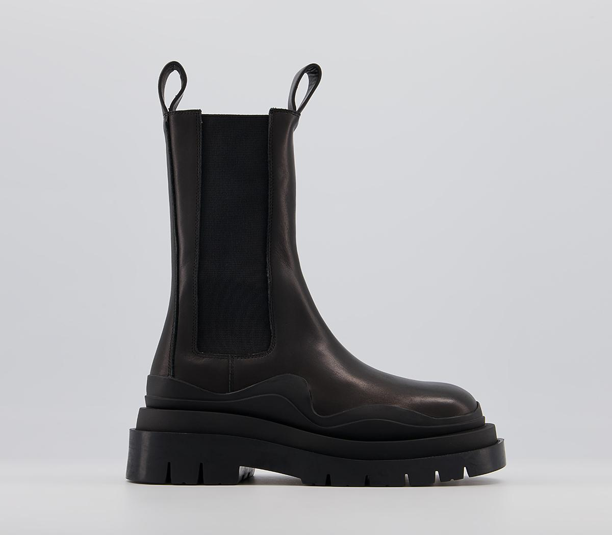 Piper High Chelsea Boots