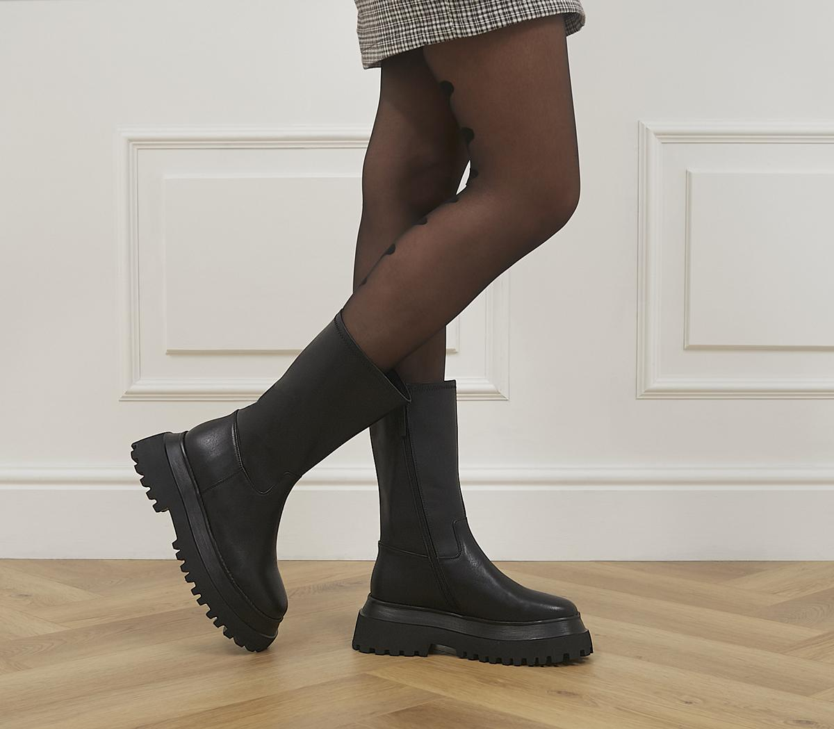 Nixon High Boots