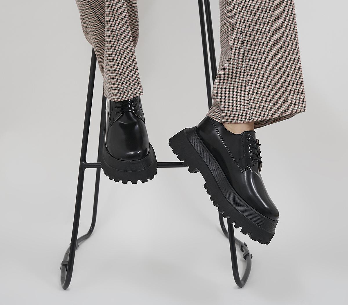 Nix Derby Shoes