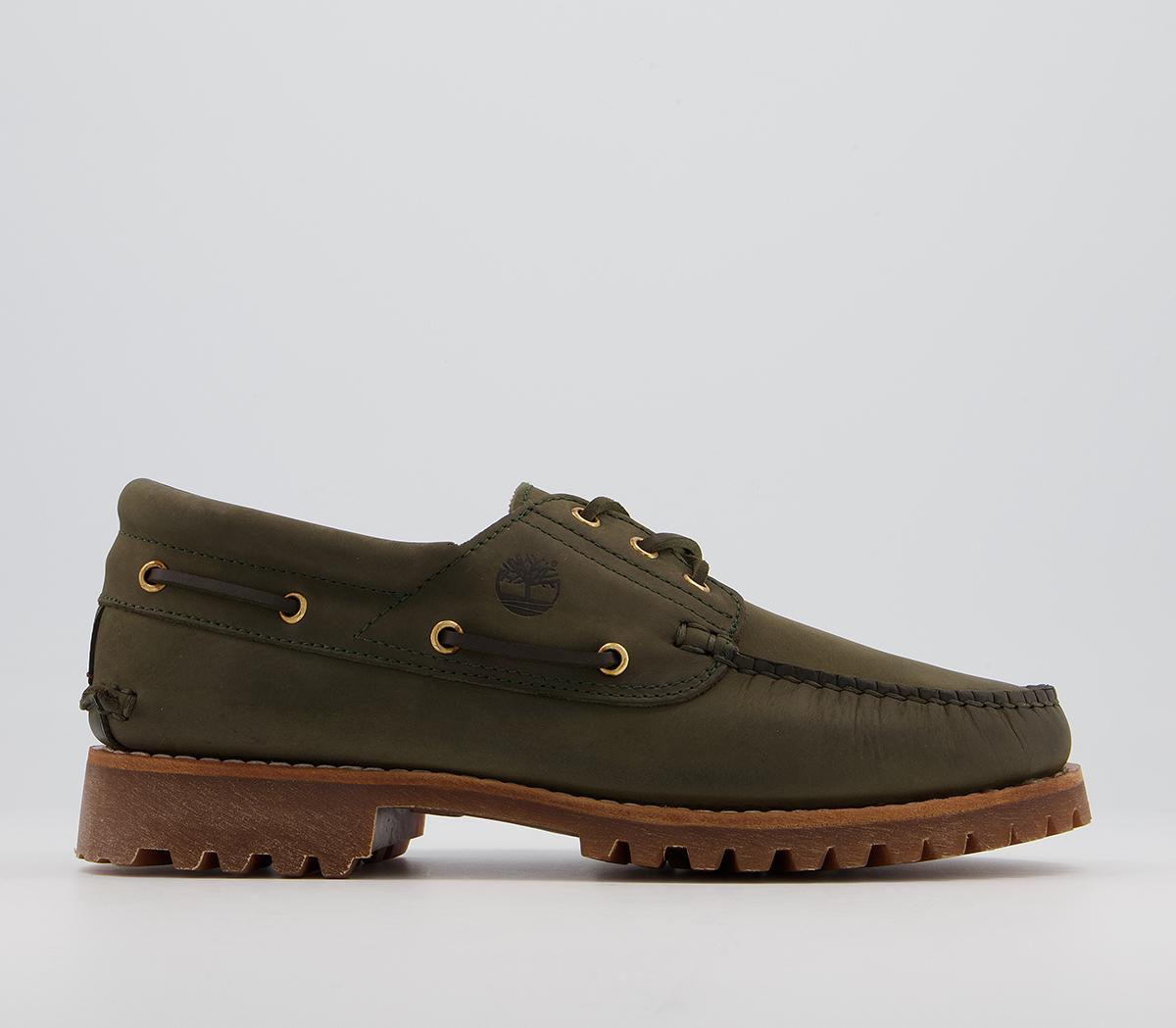 Authentic 3 Eye Boat Shoes