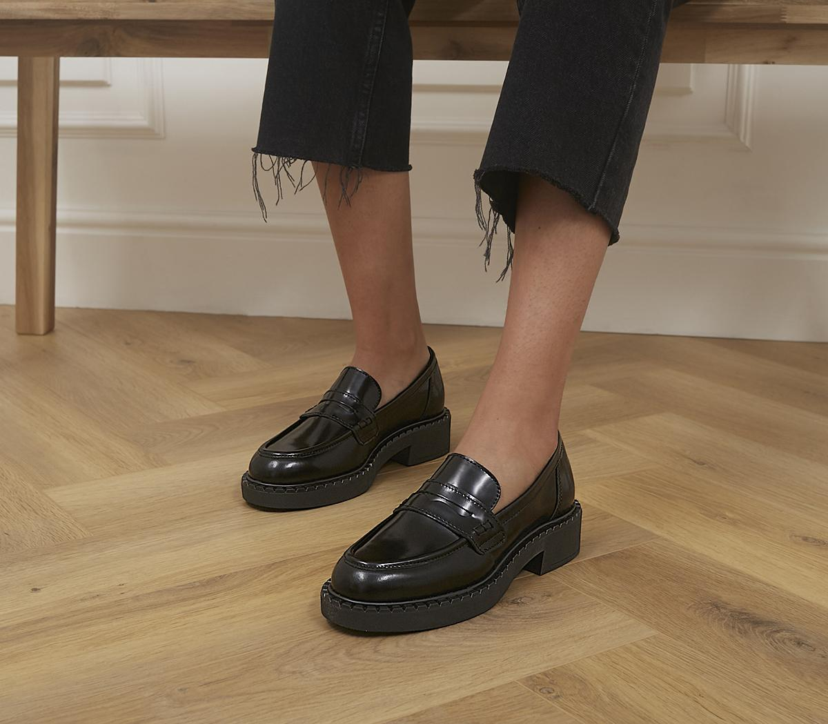 Favour Chunky Sole Loafers