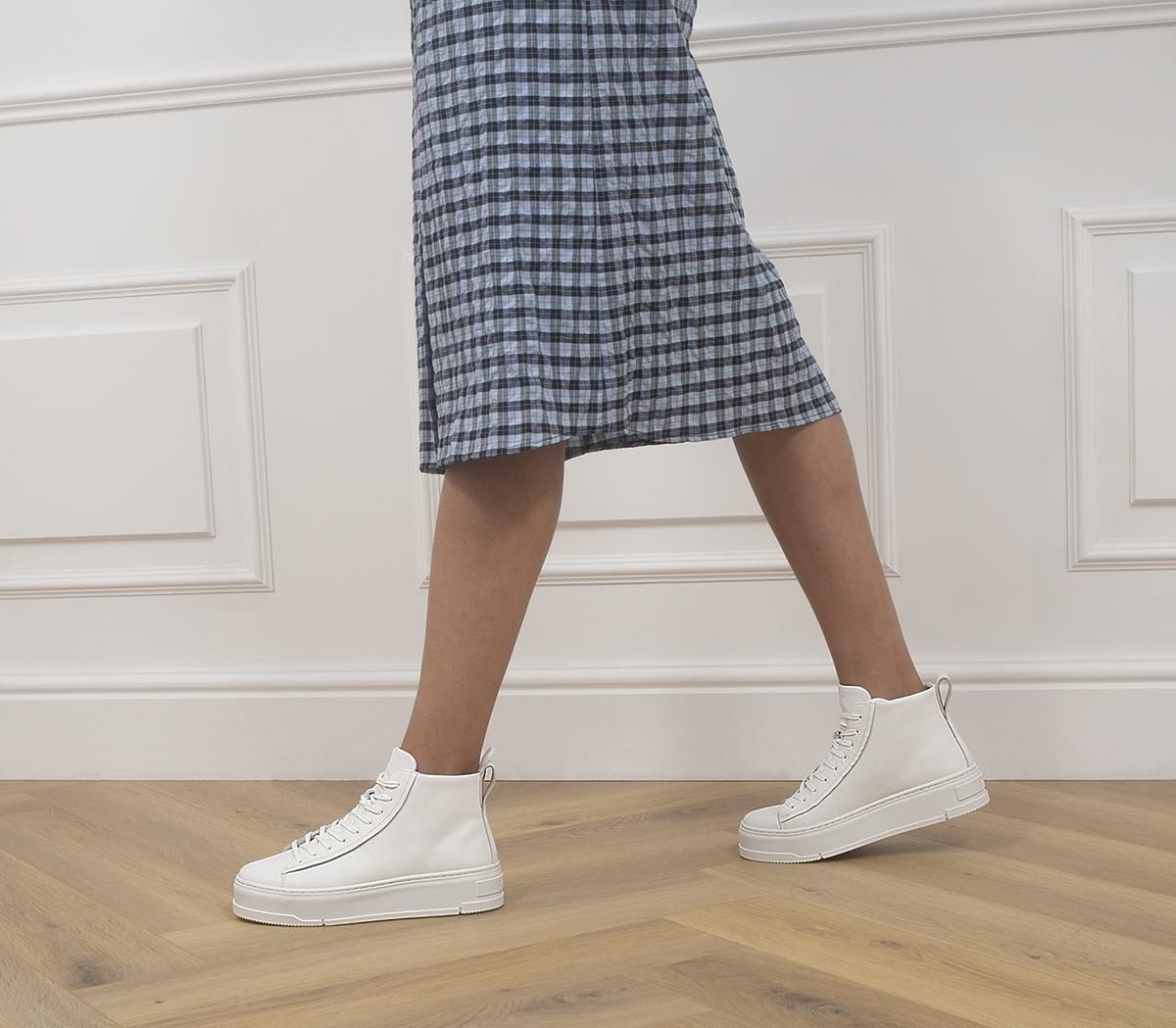 Judy High Top Trainers
